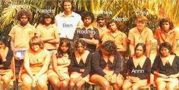 Teaching in Broome
