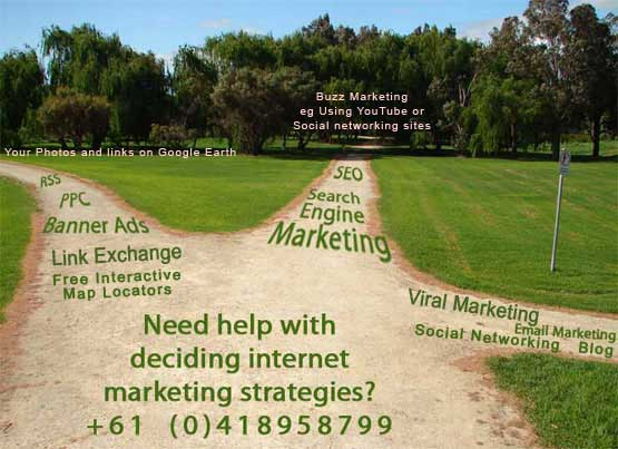 internet marketing australia